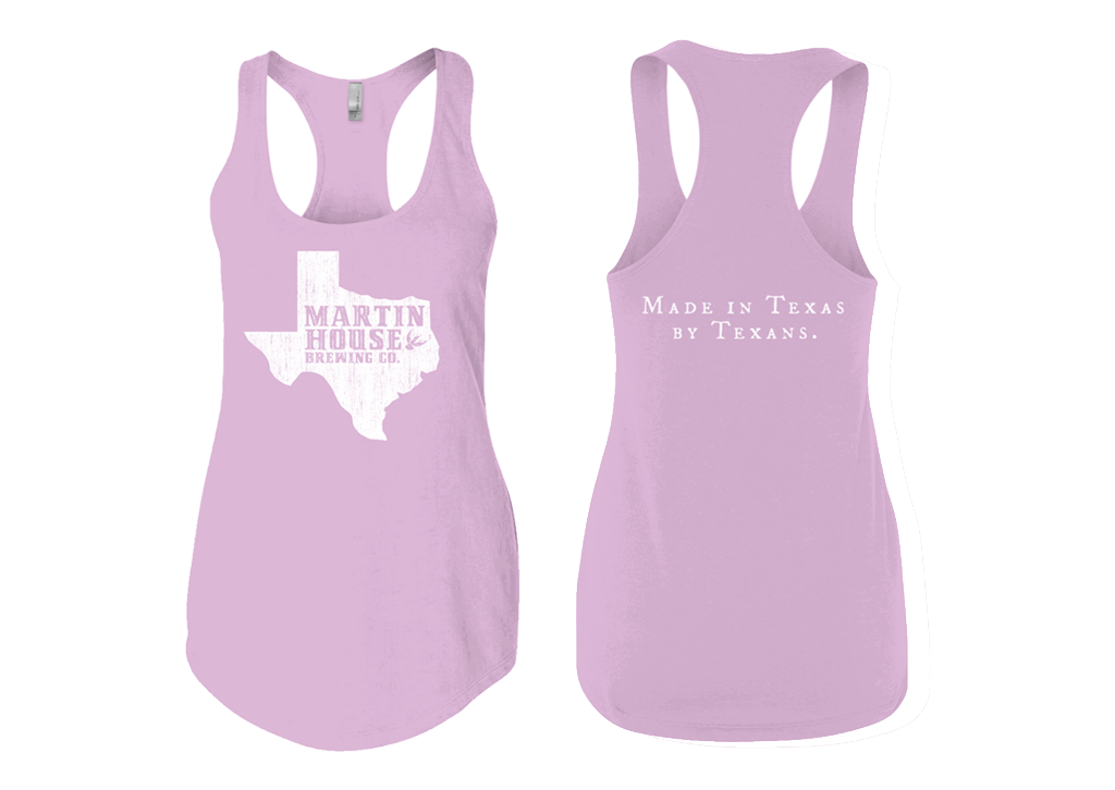 Martin House Ladies Texas Tank