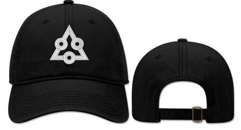 Trinity Dad Hat- Black