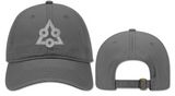 Trinity Dad Hat- Dark Grey
