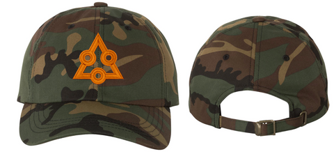 Trinity Dad Hat- Hunter Camo
