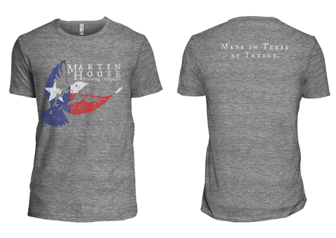Martin House Texas Flag Tee