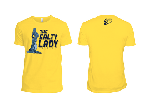 Martin House The Salty Lady Tee