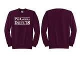 UTD Phi Gamma Delta -  Fall 2018 Fleece