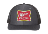 Whiskey Cartel Hats - Limited Edition Reverse Colors!