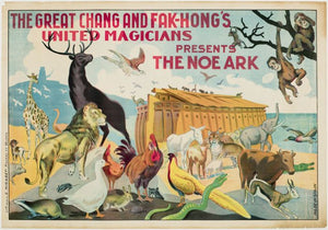 Chang and Fak Hong (The Noe Ark) - Poster