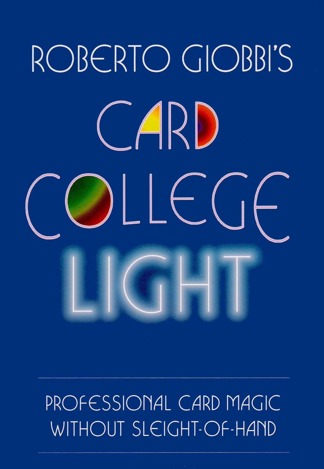 Card College Light - Book