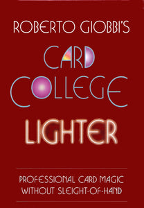 Card College Lighter - Book