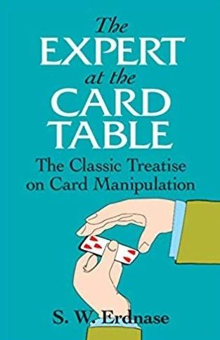 The Expert at the Card Table - Book