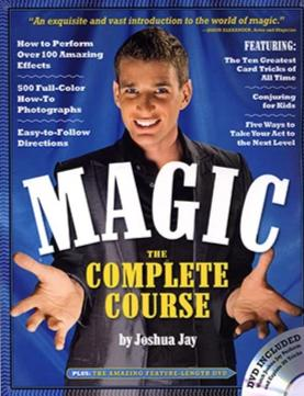MAGIC: The Complete Course - Book