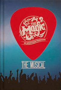 The Magic of Jonathan Friedman: The Musical - Book