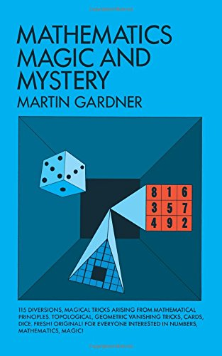 Mathematics Magic and Mystery - Book