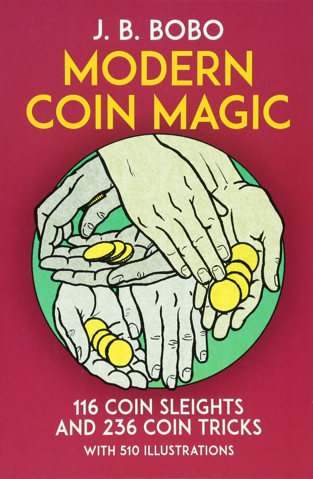 Modern Coin Magic - Book
