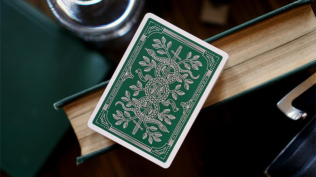 Monarch - Playing Cards