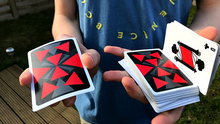Load image into Gallery viewer, Nyx Reds - Playing Cards