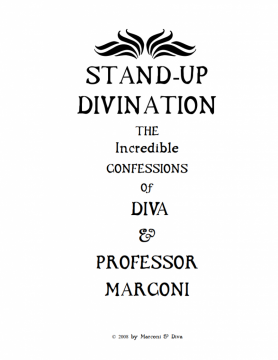 Stand-Up Divination - Book
