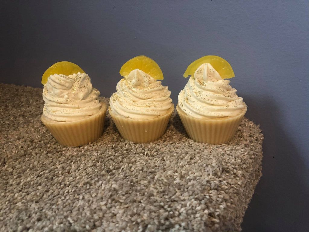 Southern Comfort Cupcake Soap
