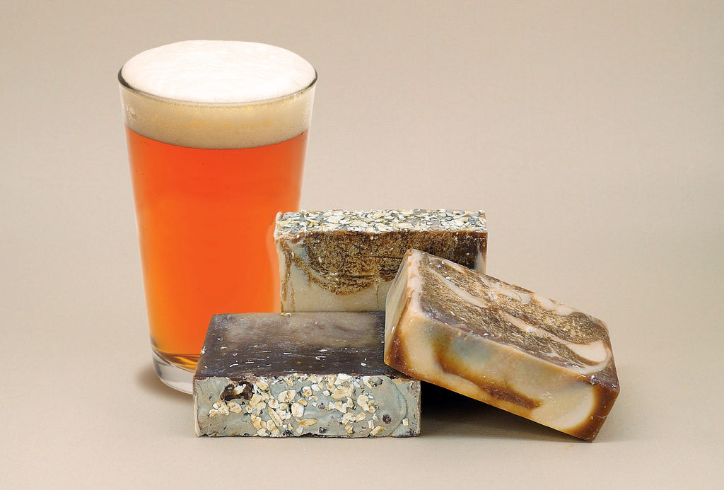The Nova Scotian (Beer & Oatmeal Soap)
