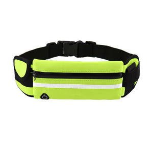 Portable Running Waist Bag - Mef gym