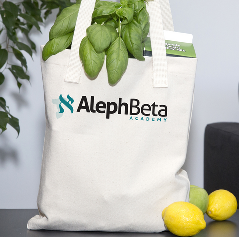 The Aleph Beta Tote