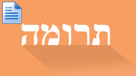 Parsha - Terumah: Is There a Face Hiding in the Mishkan?
