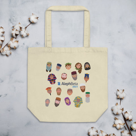 "Limited Edition - 2021 - ""Characters"" Eco Tote Bag"