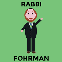 Rabbi Fohrman
