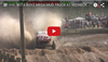 Mega Mud Truck Killing the Course - The Daily Dose of Mud