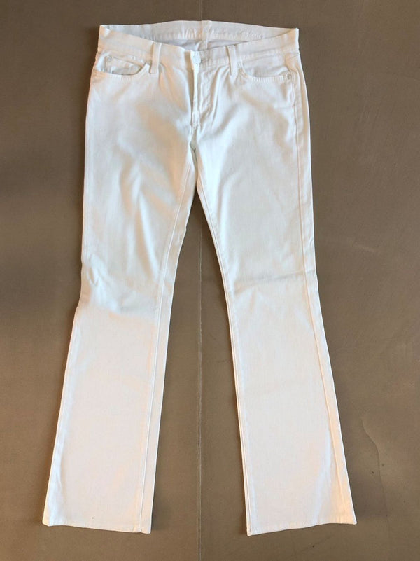 weisse JEANS von 7 FOR ALL MANKIND
