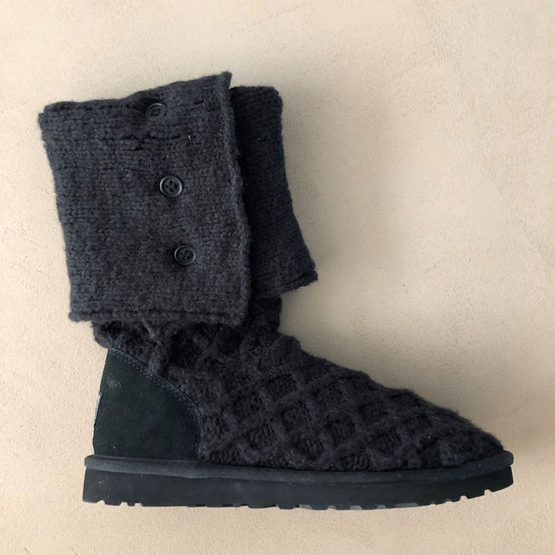 neue UGG Lattice Cardy Stiefel