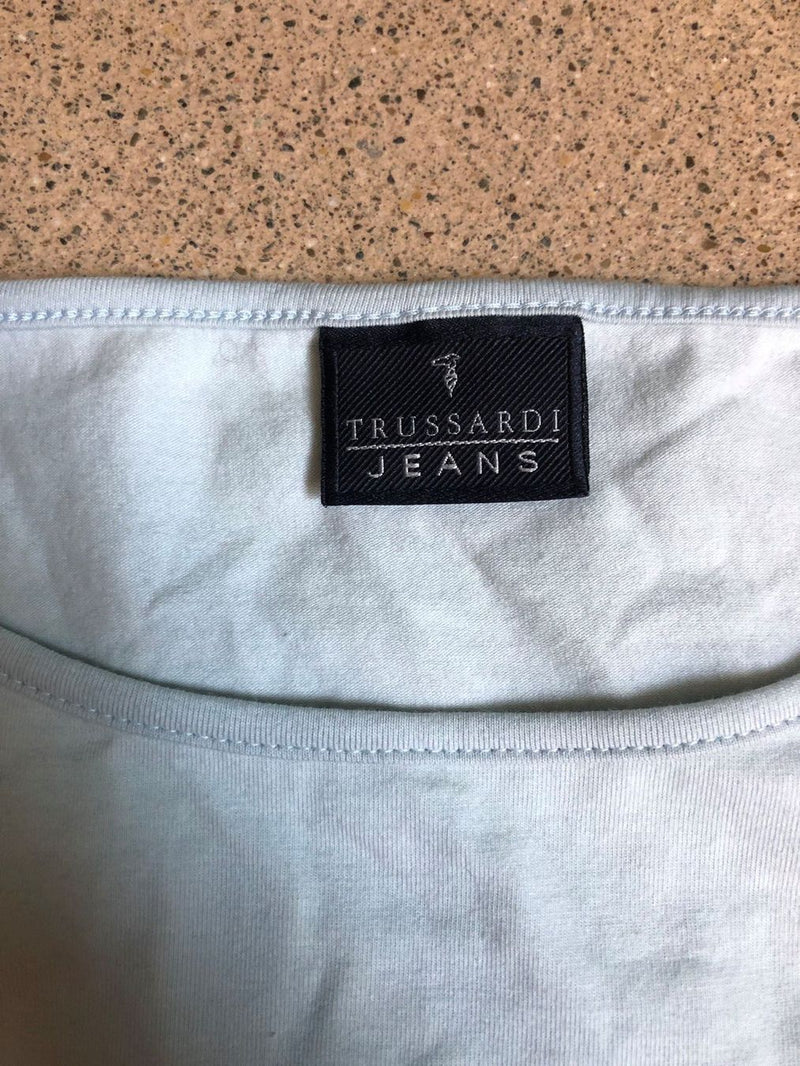 TRUSSARDI JEANS Crop Top