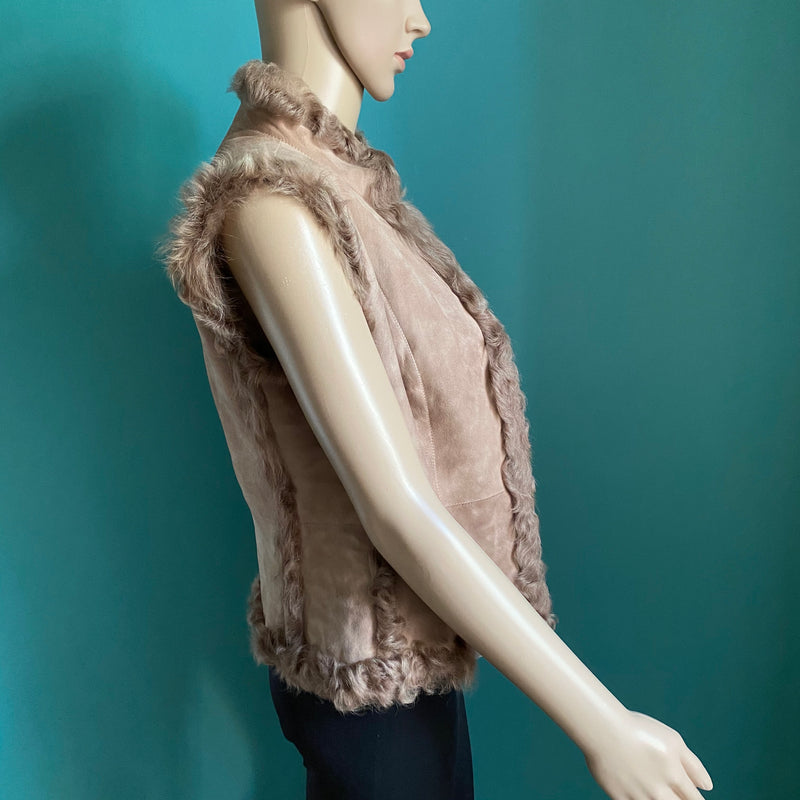 reversible AKRIS Gilet