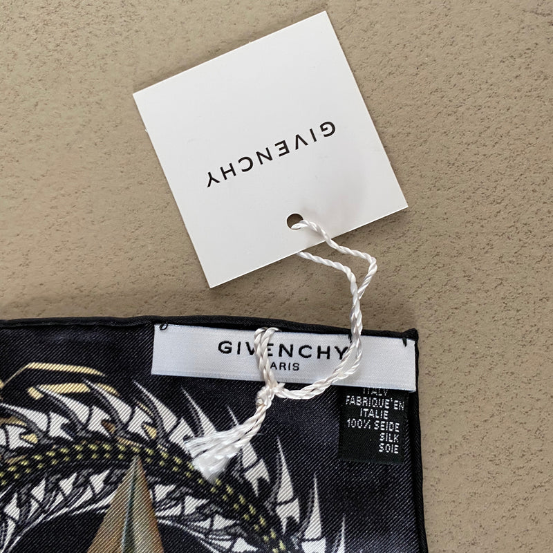 neues GIVENCHY Seidentuch