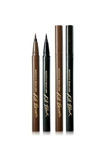 CLIO Kill Black Waterproof Brush Liner