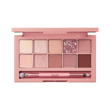 Load image into Gallery viewer, Korea CLUB CLIO 10 Color Eyeshadow Palette No. 1 Simply Pink Simple Spring Powder