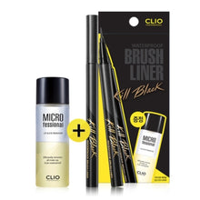 Load image into Gallery viewer, CLIO Kill Black Waterproof Brush Liner