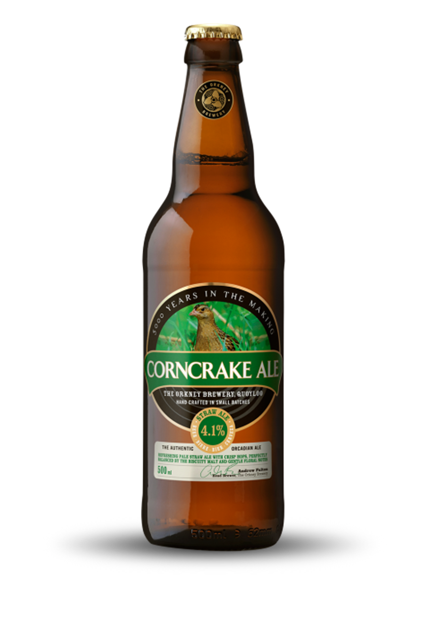 The Orkney Brewery - Corncrake Ale