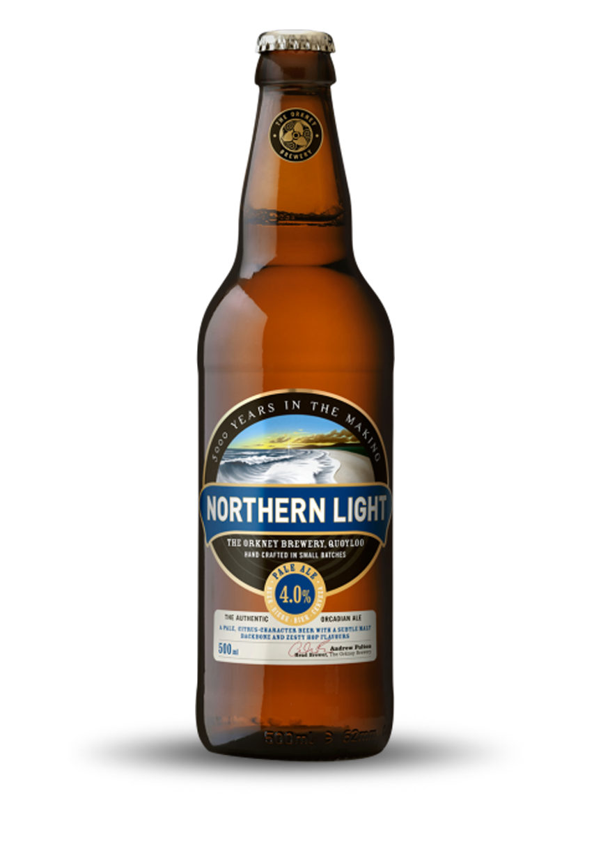 The Orkney Brewery - Northern Light