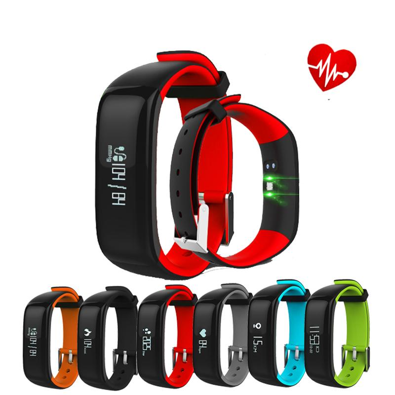 HeartControl™ Smart Watch with Heart Rate & Blood Pressure Monitor