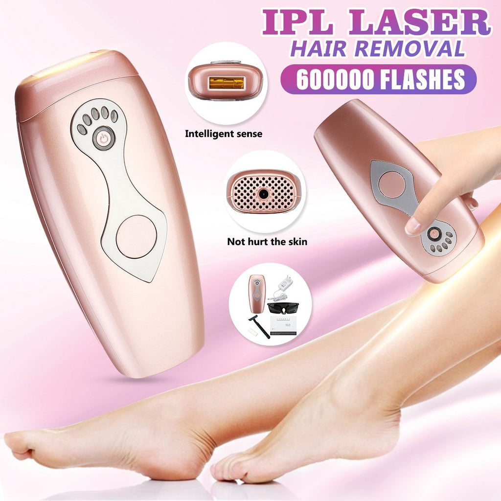 HomePulsedLight™ Permanent Body Hair Remover Home Kit - Shopcytee