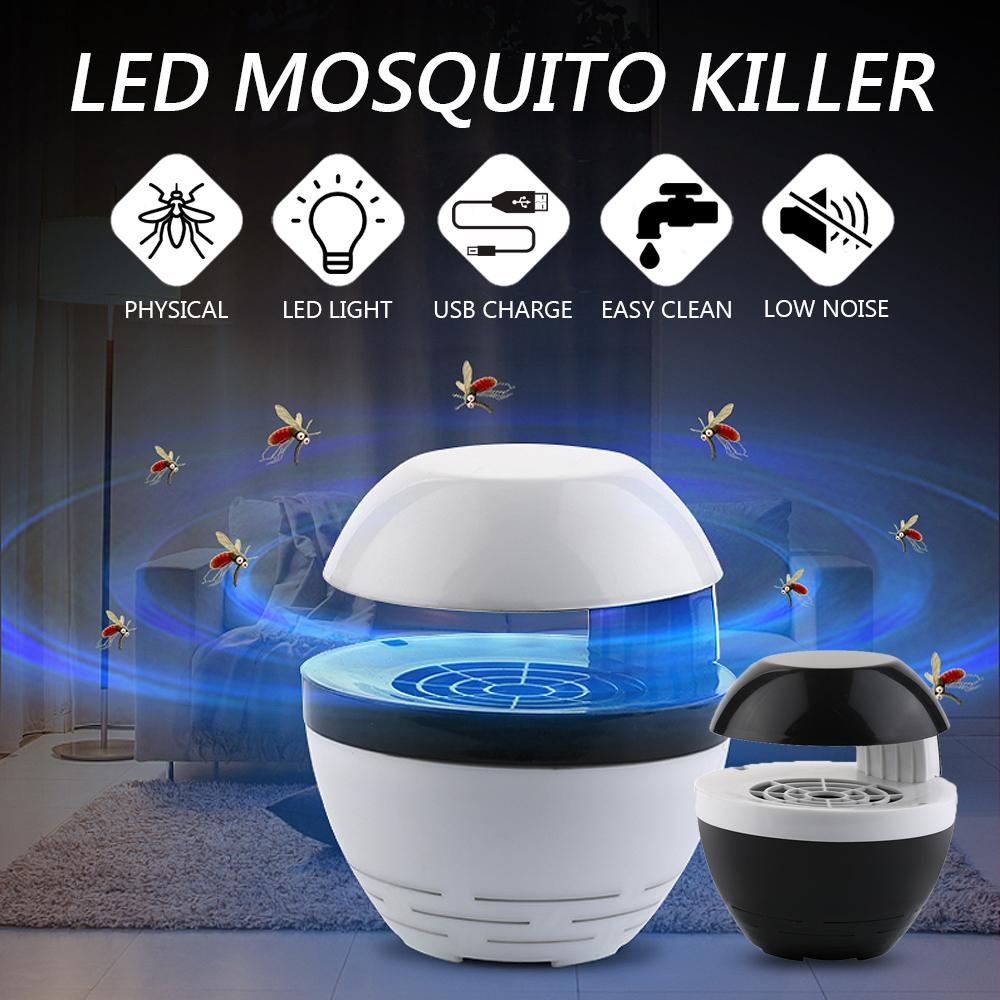 MosquitoStop™ Bug Trap Lamp Electric Mosquito Zapper Killer - Shopcytee