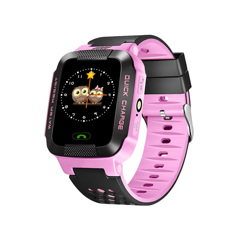 SmartKidsWatch™ Children Smart Watch for Kids LBS SOS Call Location Device Tracker Smart Watch - Shopcytee