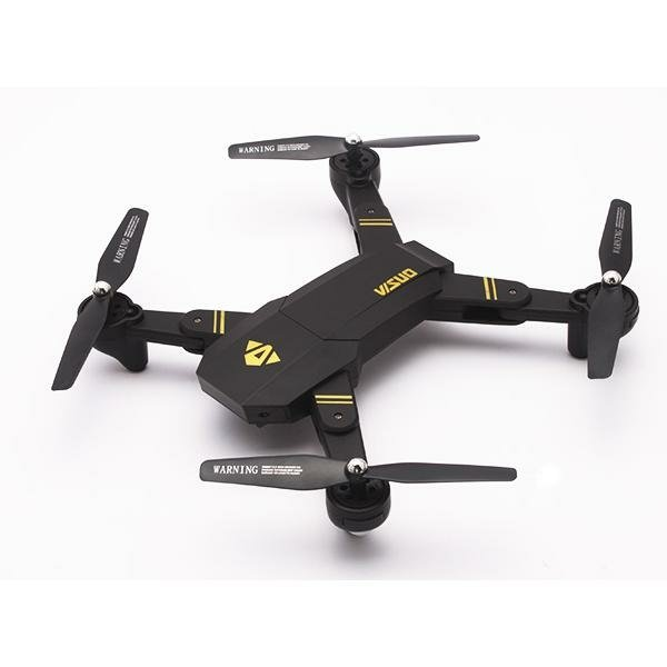 VisuoDrone™ Drone Quadcopter with Wide Angle HD Camera & Foldable Arm