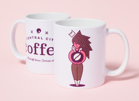 Punk Princess Mug