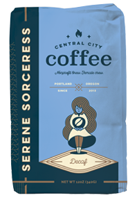 Serene Sorceress- Decaf / Medium Roast