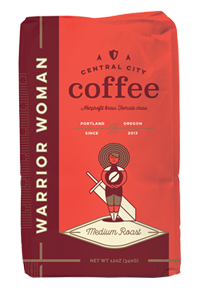 Warrior Woman- Medium Roast