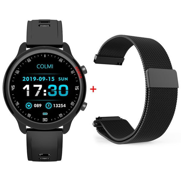 Cardiofrequenzimetro Smart Watch impermeabile -Bluetooth - Smartwatch da uomo