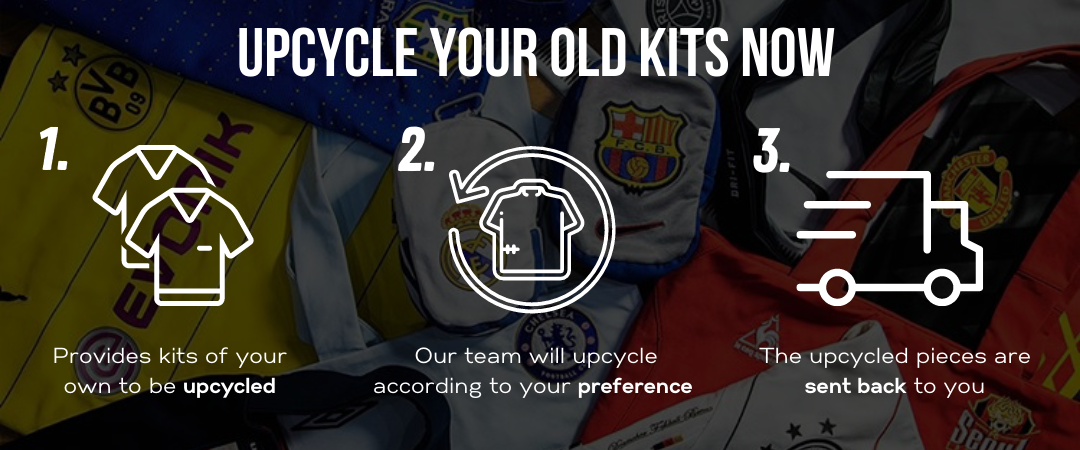 Upcycling process unwanted fc