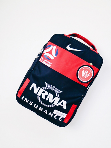 Western Sydney Wanderers Boot Bag - Unwanted FC