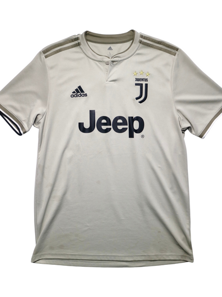 Juventus Away Kit 2018-2019 L - Unwanted FC