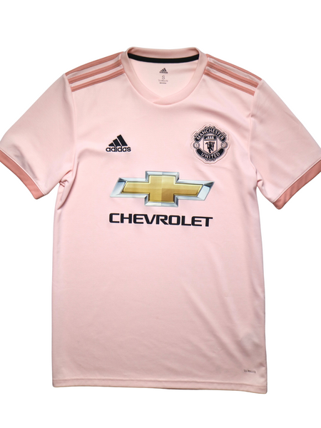 Manchester United Away 2018-2019 S - Unwanted FC